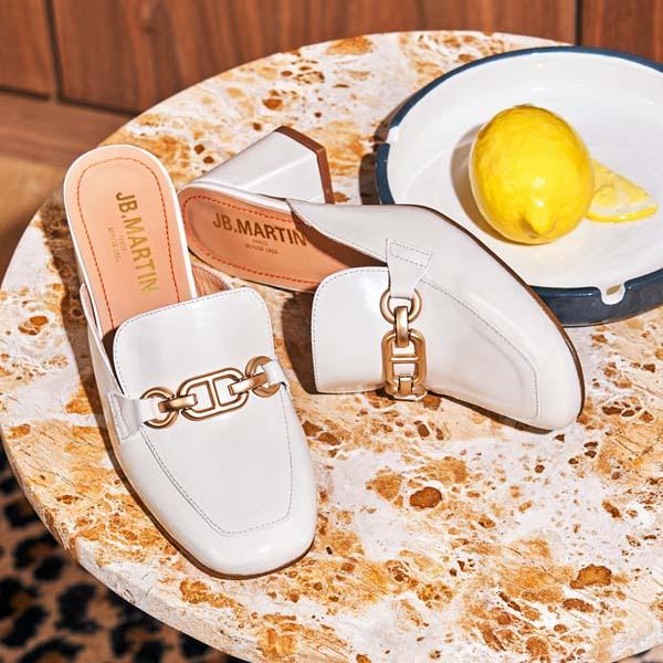 Nos sandales